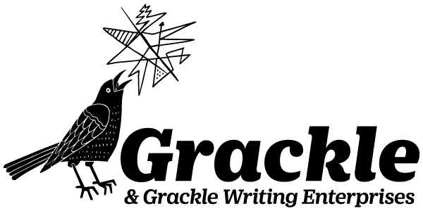 Grackle & Grackle Writing Enterprises Houston